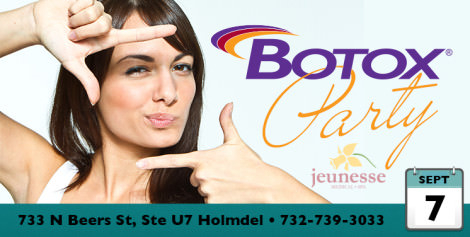 Botox Party!