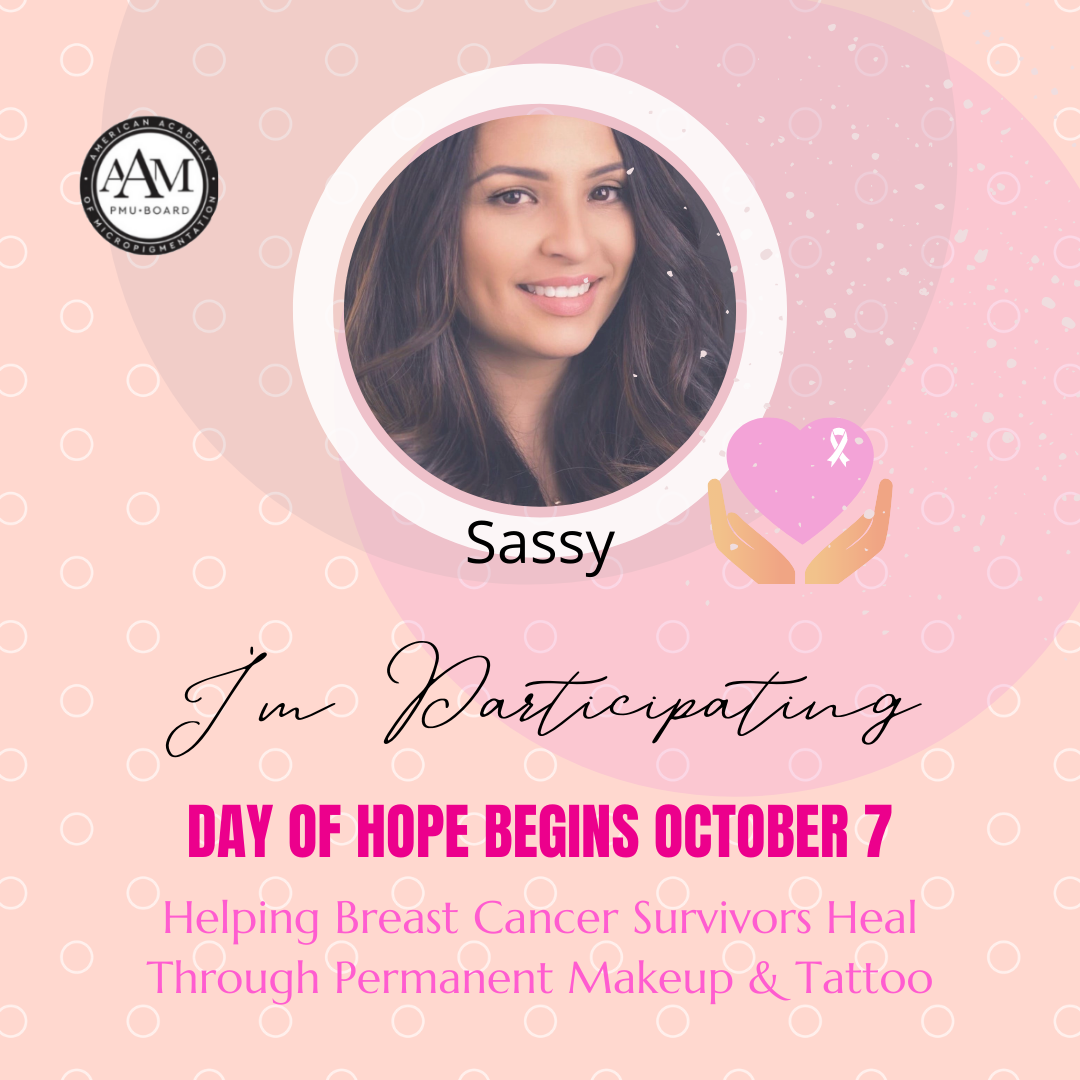 day of hope areola tattoo artist